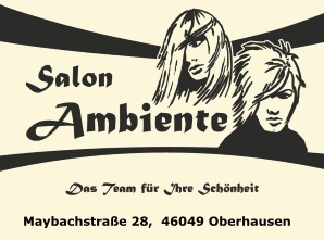 Firmenlogo Salon Ambiente in Oberhausen